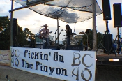 2017 Pickin ON THE PINYON Single day GENERAL ADMISSION